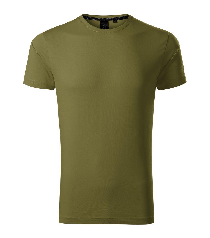 Adler Pánske tričko Malfini Exclusive - Avocado green | S