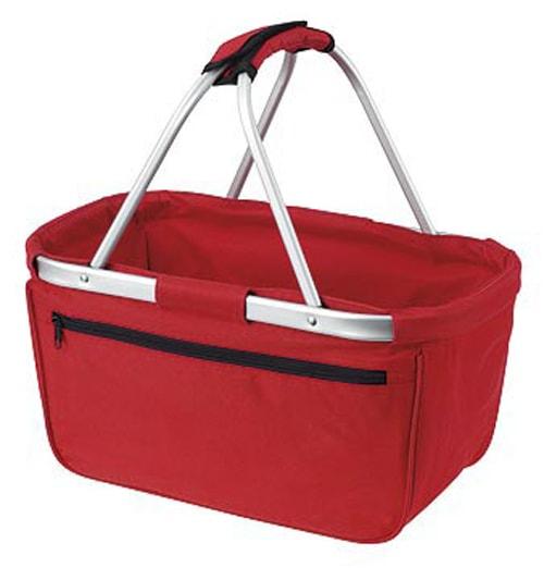 Halfar Nákupní košík BASKET - Červená