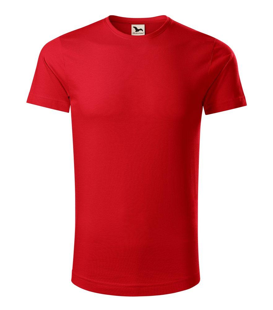 Adler Pánske tričko Origin - Červená | XXL
