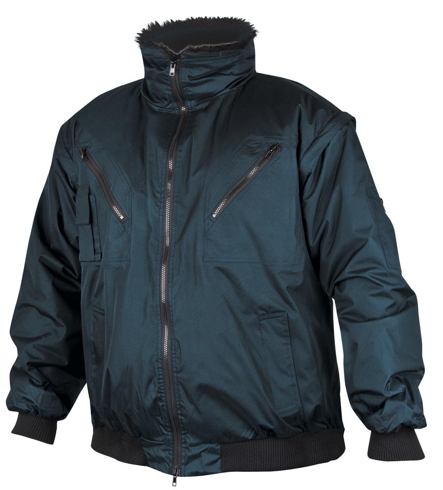 Ardon Zimná pracovná bunda Howard - Modrá | XXL