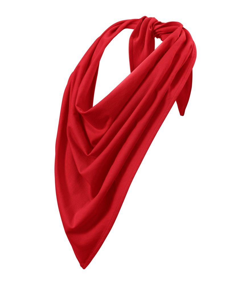 Adler (MALFINI) Šátek Fancy - Červená | uni