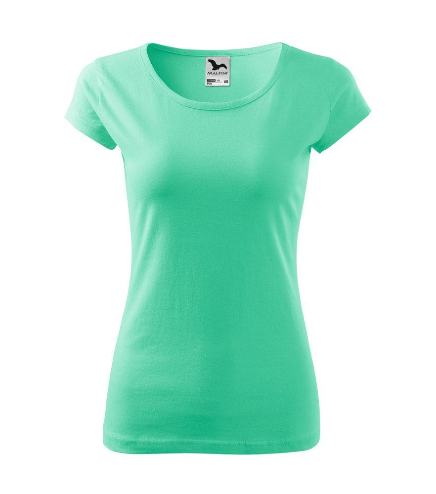 Adler Dámske tričko Pure - Mátová | M