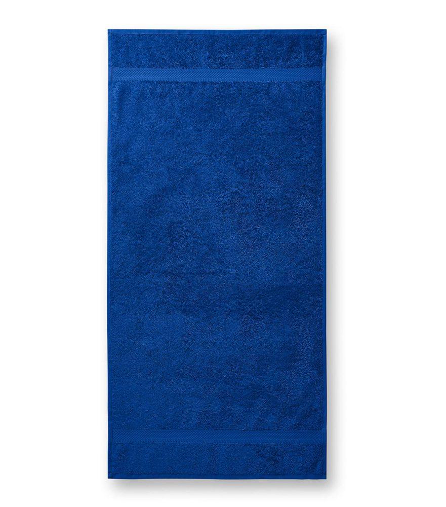 Adler (MALFINI) Uterák Terry Towel - Královská modrá | 50 x 100 cm