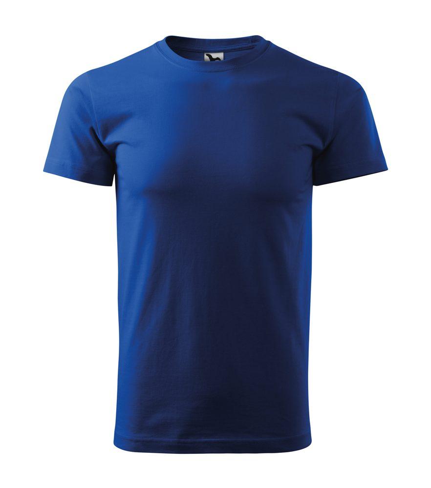 Adler Pánske tričko Basic - Královská modrá | XXXXL