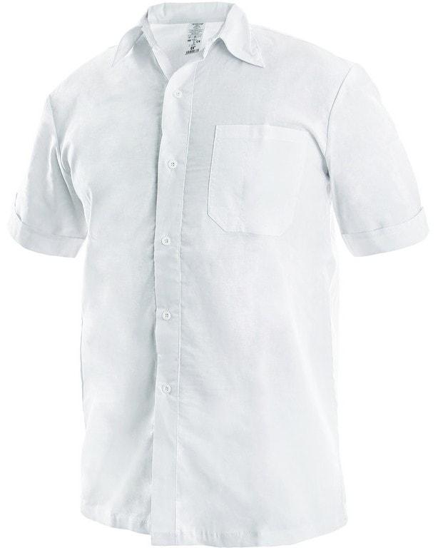 Pánská bílá košile RENÉ - 46