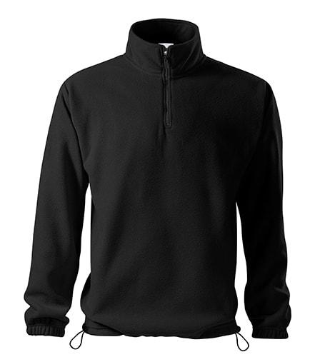 Pánská fleecová mikina Horizon - Černá | XL