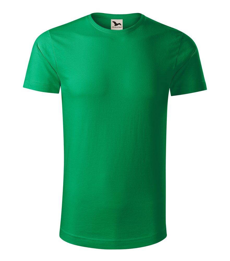 Adler Pánske tričko Origin - Středně zelená | M