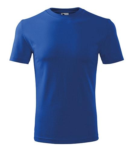 Adler Pánske tričko Classic New - Královská modrá | S