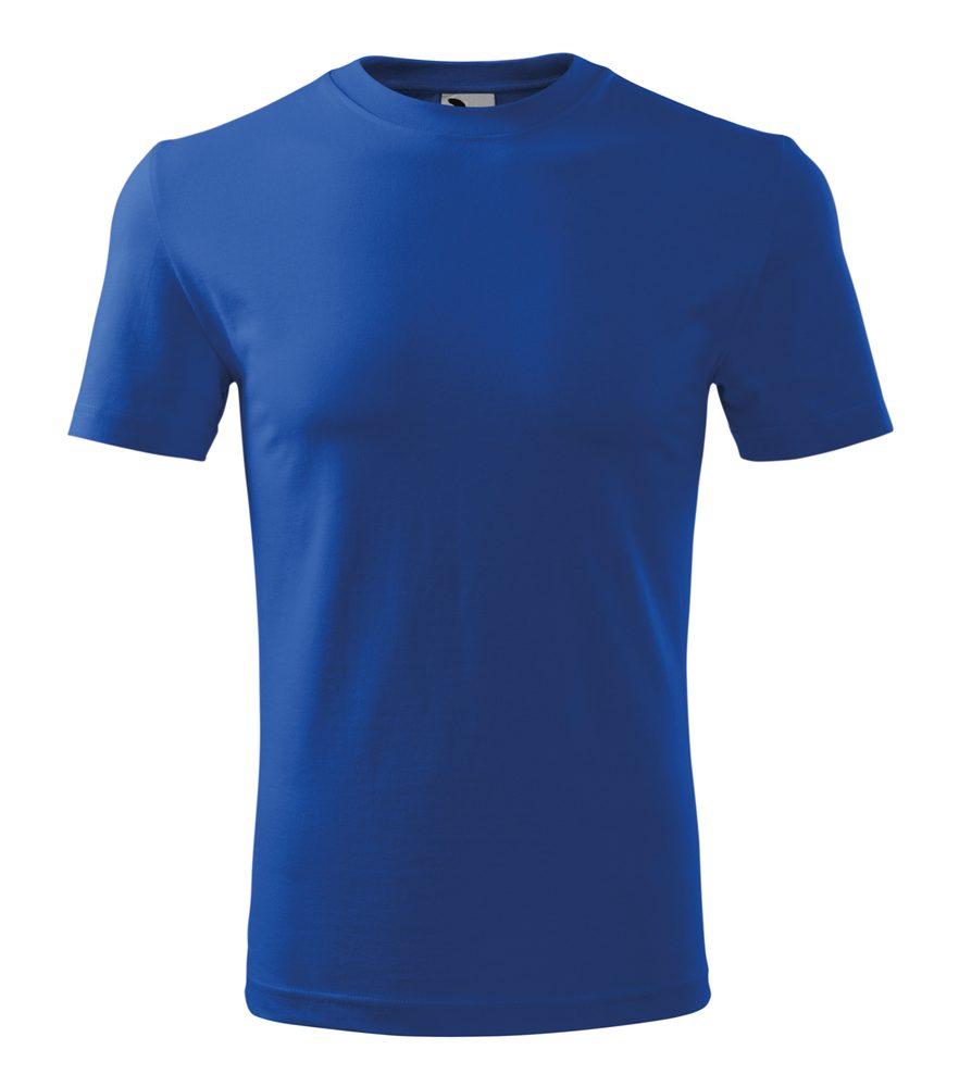 Adler (MALFINI) Pánske tričko Classic New - Královská modrá | L