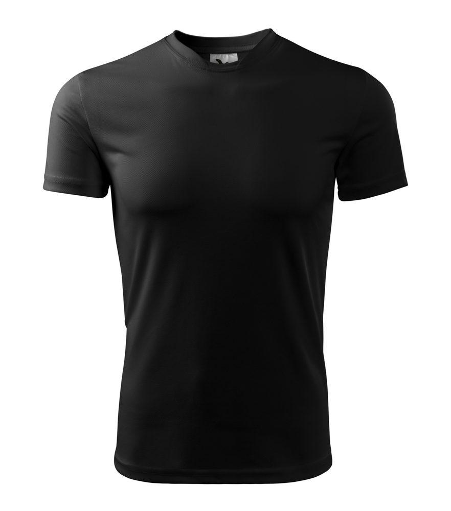 Adler Pánske tričko Fantasy - Černá | S