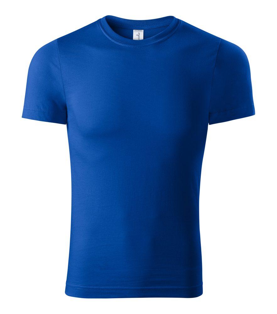 Adler (MALFINI) Tričko Paint - Královská modrá | L