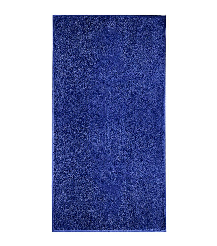 Adler (MALFINI) Uterák bez bordúry Terry Towel - Královská modrá | 50 x 100 cm