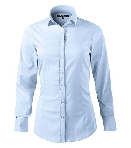 Adler Dámska košeľa s dlhým rukávom Dynamic - Světle modrá | S