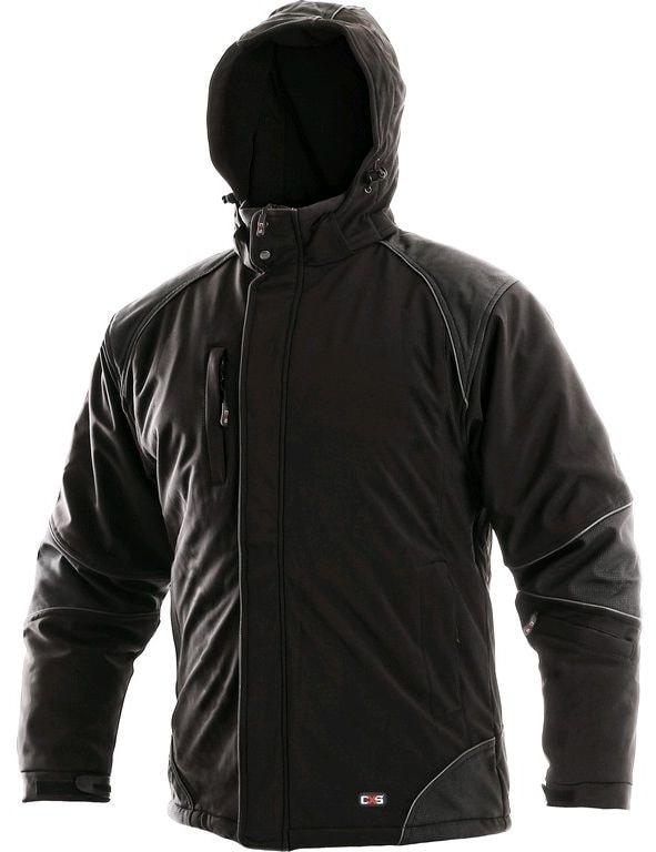 Canis Pánska zimná softshellová bunda ALABAMA - XXXL