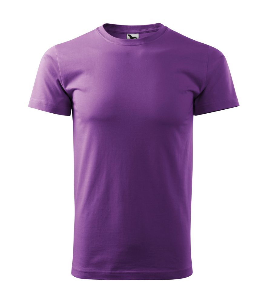Adler Pánske tričko Basic - Fialová | XS