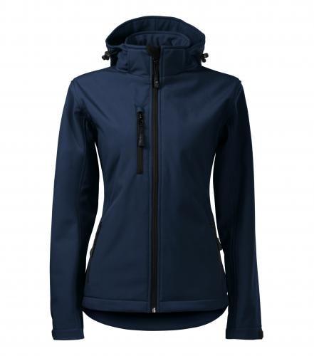 Adler Dámska softshellová bunda Performance - Námořní modrá | L