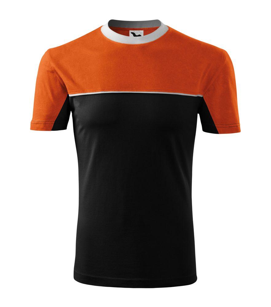 Adler Tričko Colormix - Oranžová | XXL