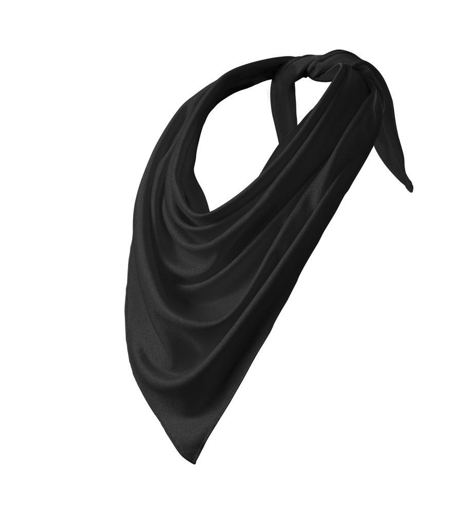 Adler (MALFINI) Šátek Relax - Černá   uni