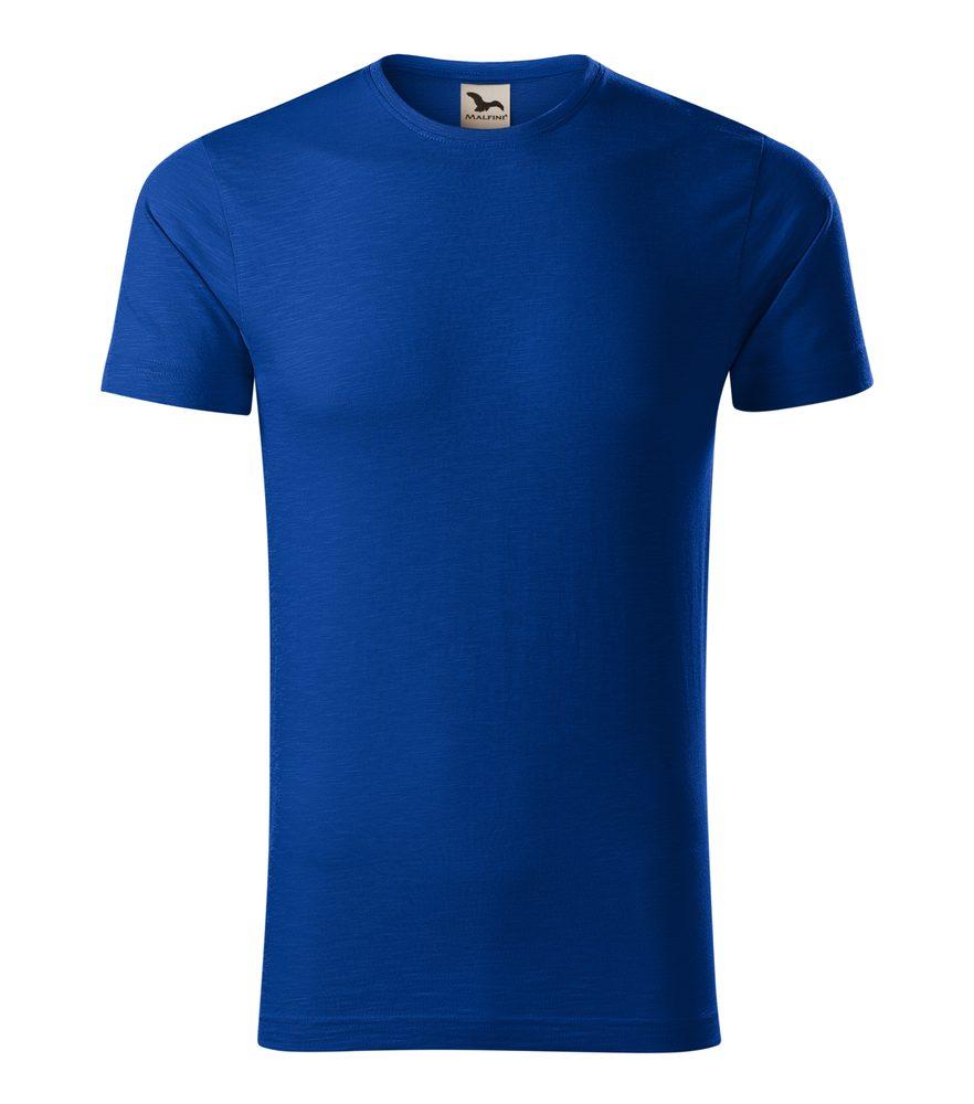 Adler (MALFINI) Pánske tričko Native - Královská modrá | L