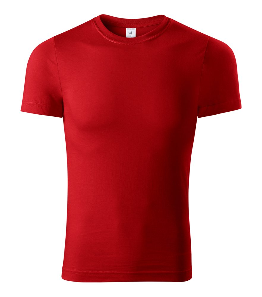 Adler Tričko Paint - Červená | XXL
