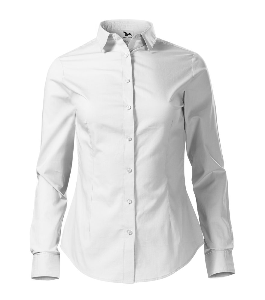 Adler Dámska košeľa s dlhým rukávom Style - Bílá | S