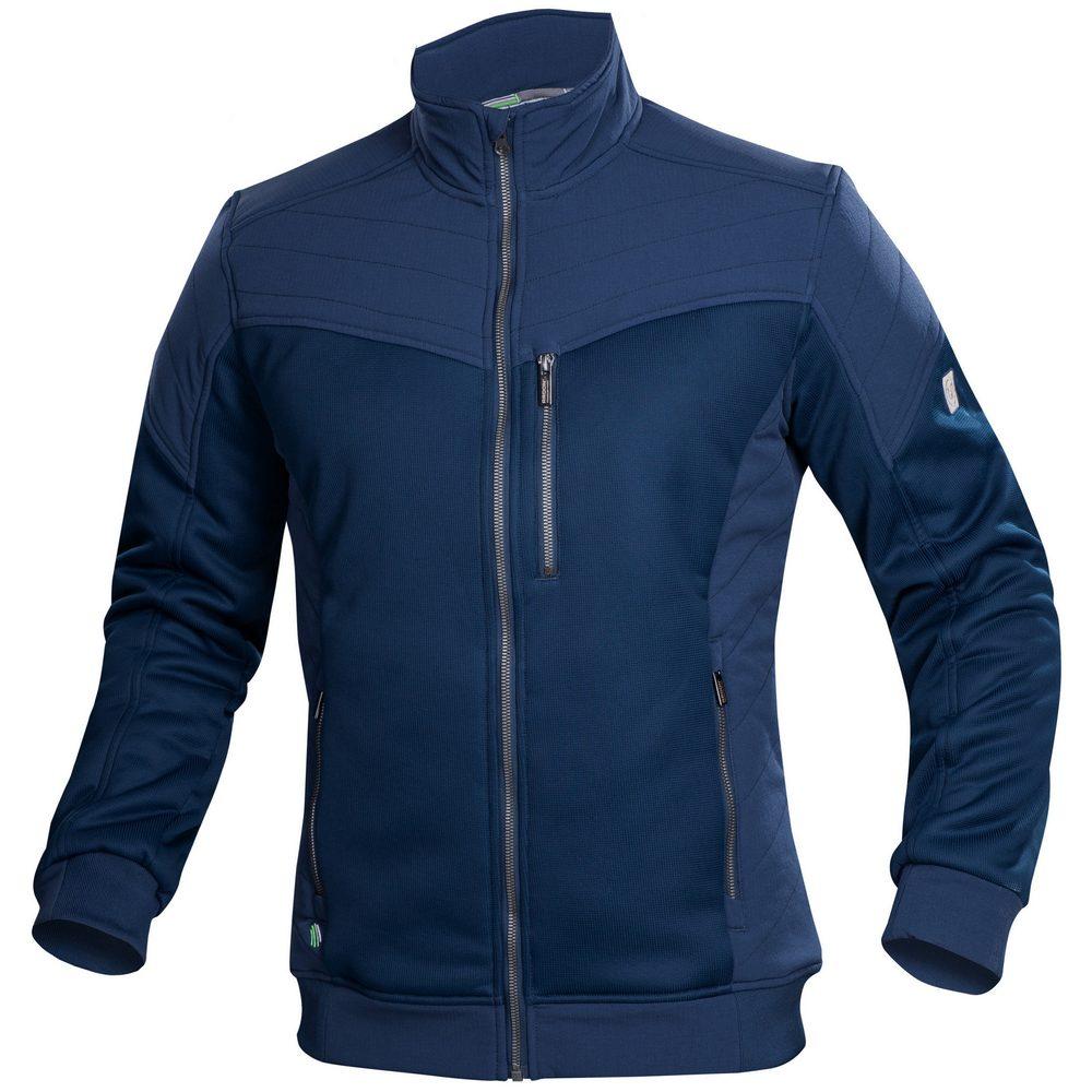 Ardon Pánska zimná bunda bomber HYBRID - Modrá | XXXL