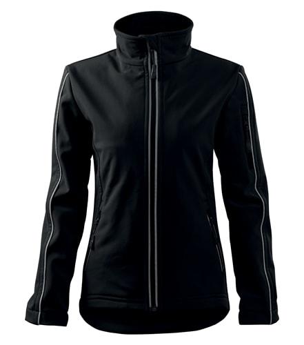 Adler Dámska bunda Softshell Jacket - Černá | L