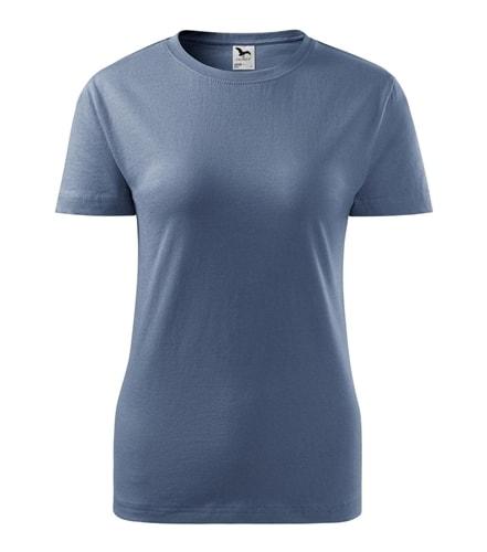 Adler Dámske tričko Basic - Denim | L