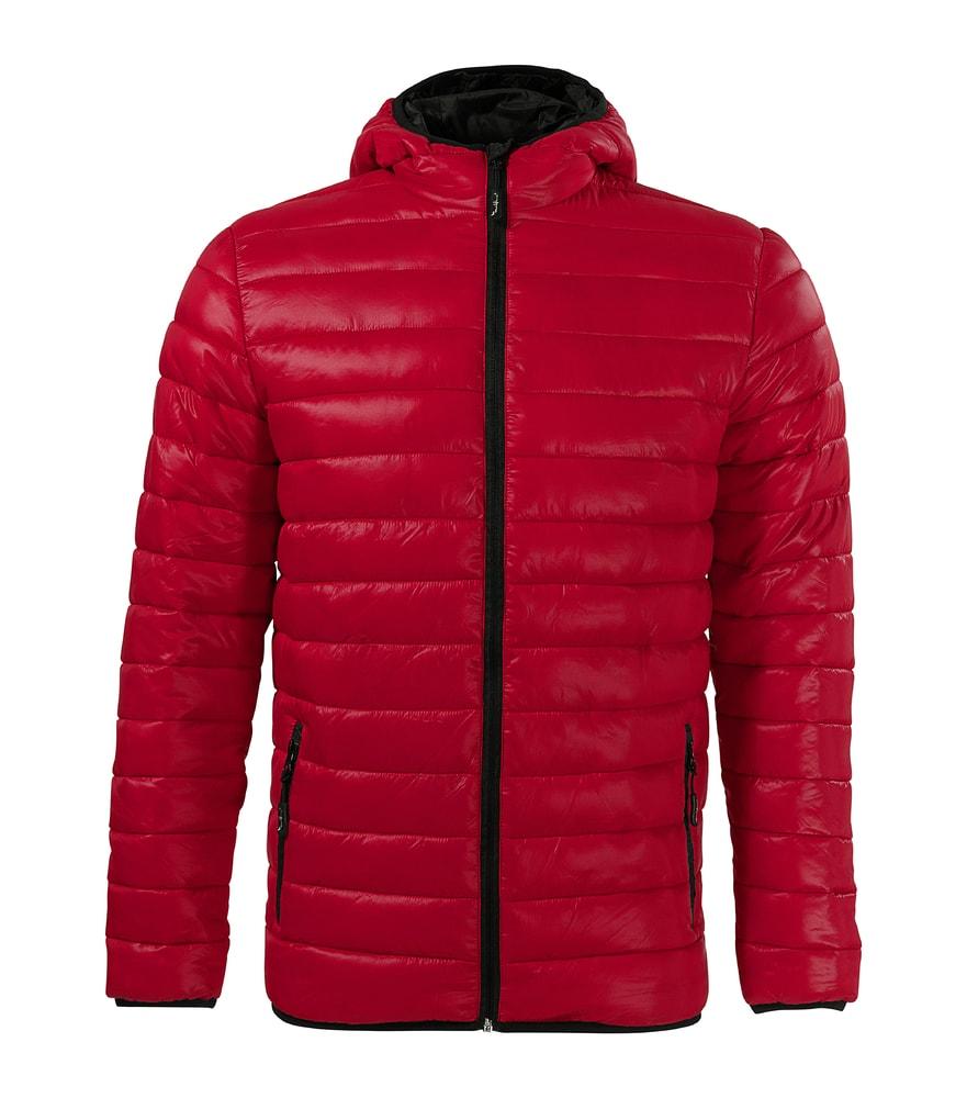 Adler Pánska bunda Everest - Jasně červená   XXXL