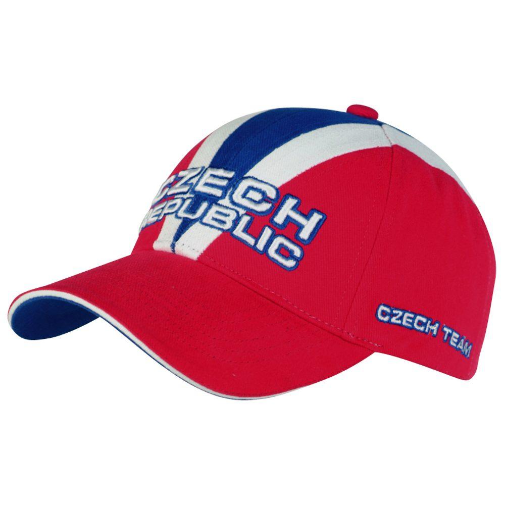 CoFEE Fan kšiltovka Czech republic