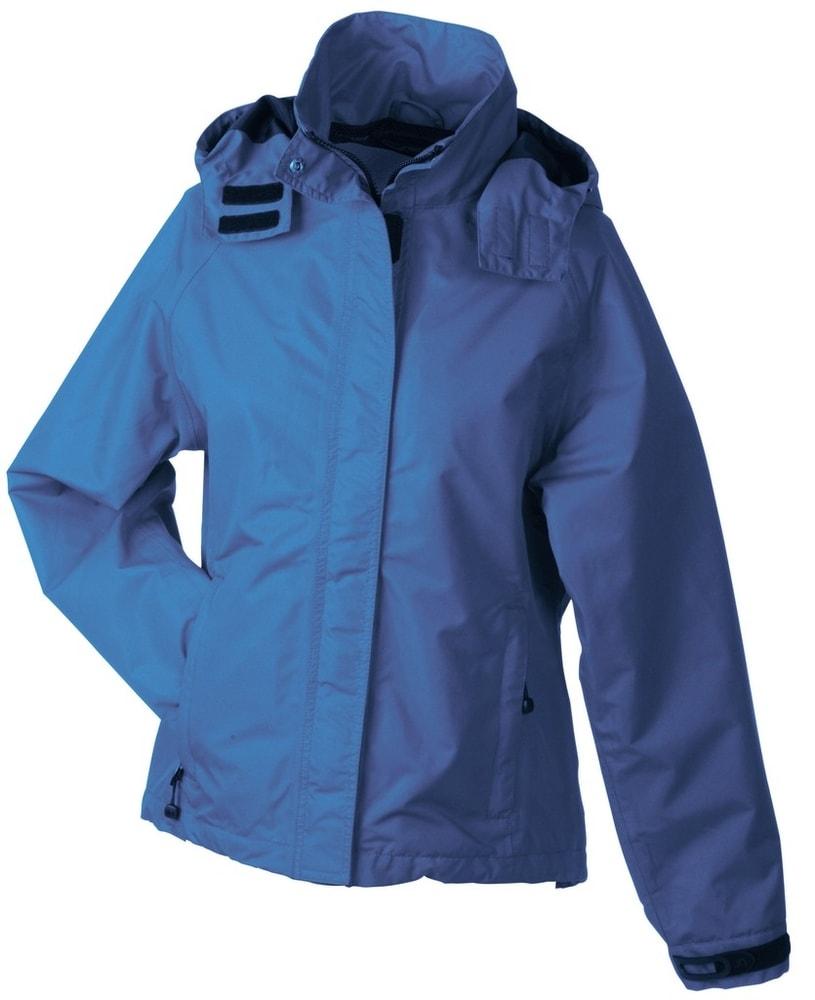 Dámská outdoorová bunda JN1011 - Azurová | XL