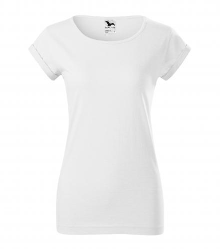 Adler Dámske tričko Fusion - Bílá | M