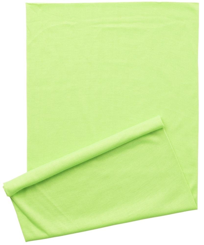 Myrtle Beach Multifunkční šátek MB6503 - Jasně zelená