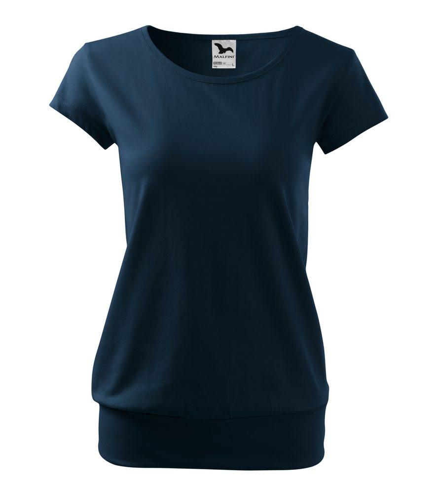 Adler Dámske tričko City - Námořní modrá   XXL
