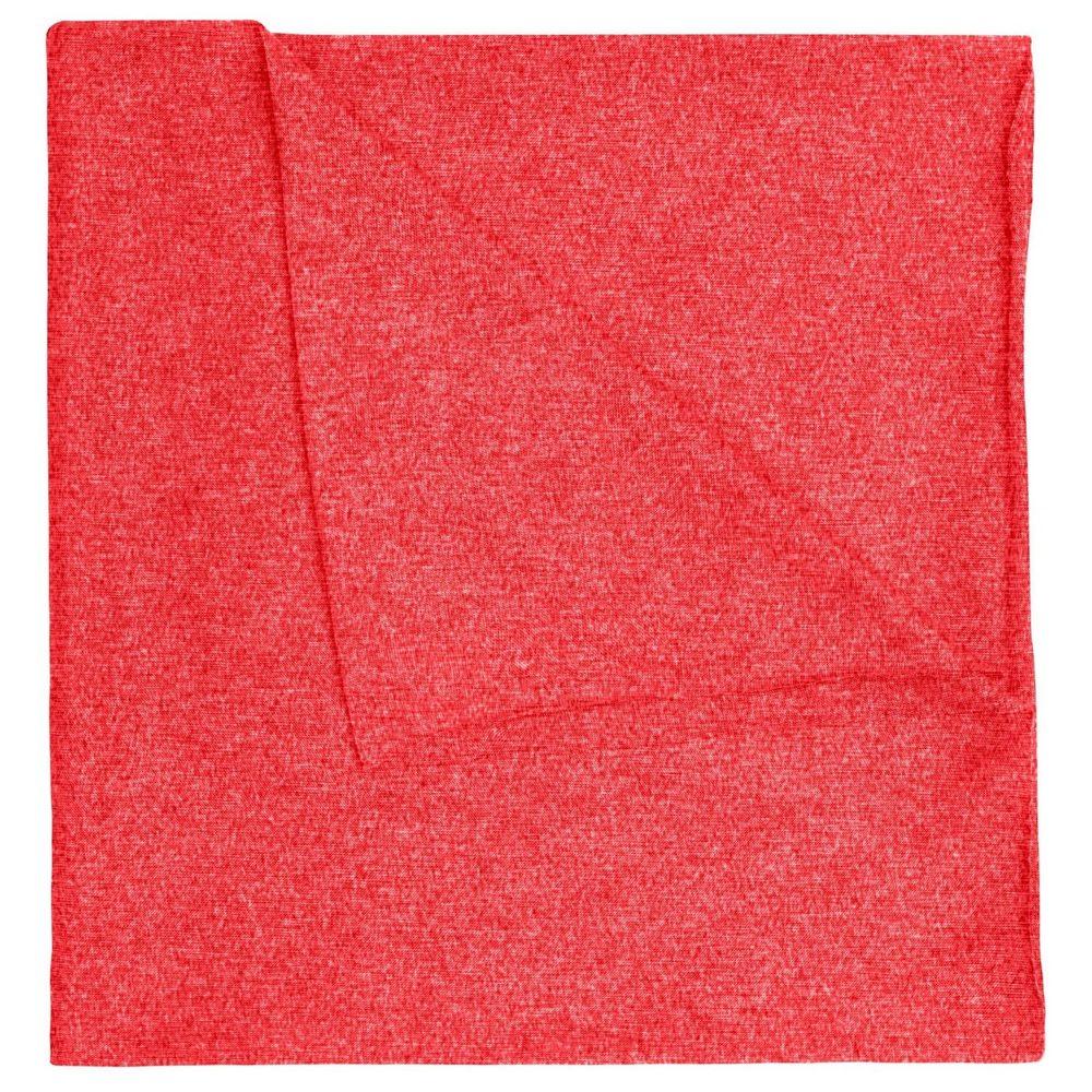 Myrtle Beach Multifunkční šátek MB6503 - Červený melír