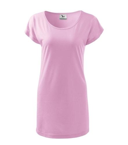 Adler Dámske tričko Love - Růžová | M