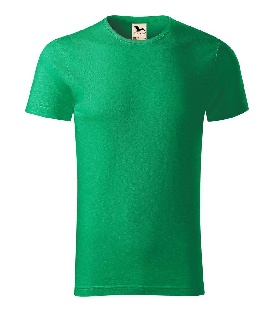 Adler Pánske tričko Native - Středně zelená | M