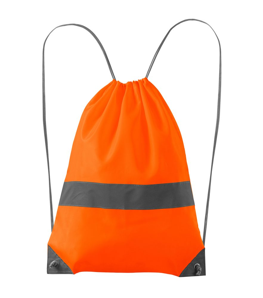 Adler (MALFINI) Reflexný batoh Energy - Reflexní oranžová | uni