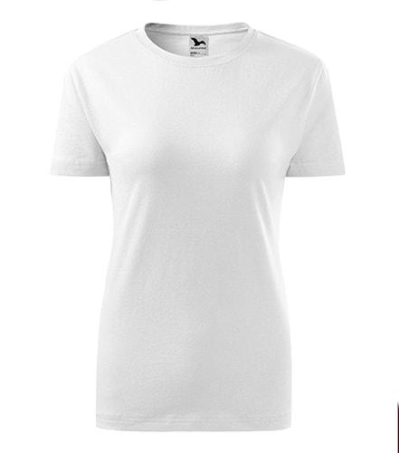 Adler Dámske tričko Classic New - Bílá | M