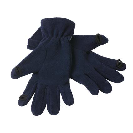 Myrtle Beach Rukavice na dotykový displej MB7948 - Tmavě modrá | L/XL