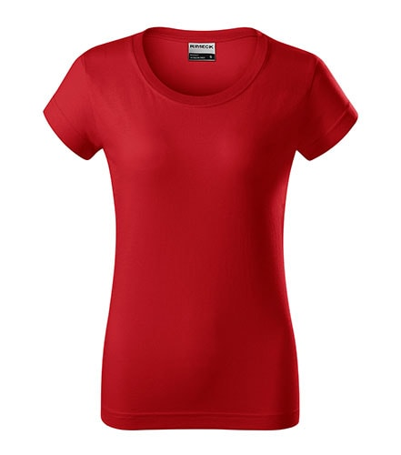 Adler Dámske tričko Resist heavy - Červená | XL