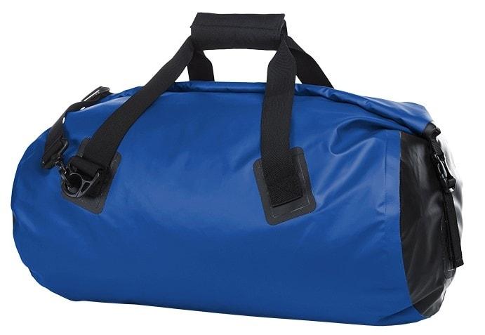 Nepromokavá sportovní cestovní taška SPLASH - Královská modrá