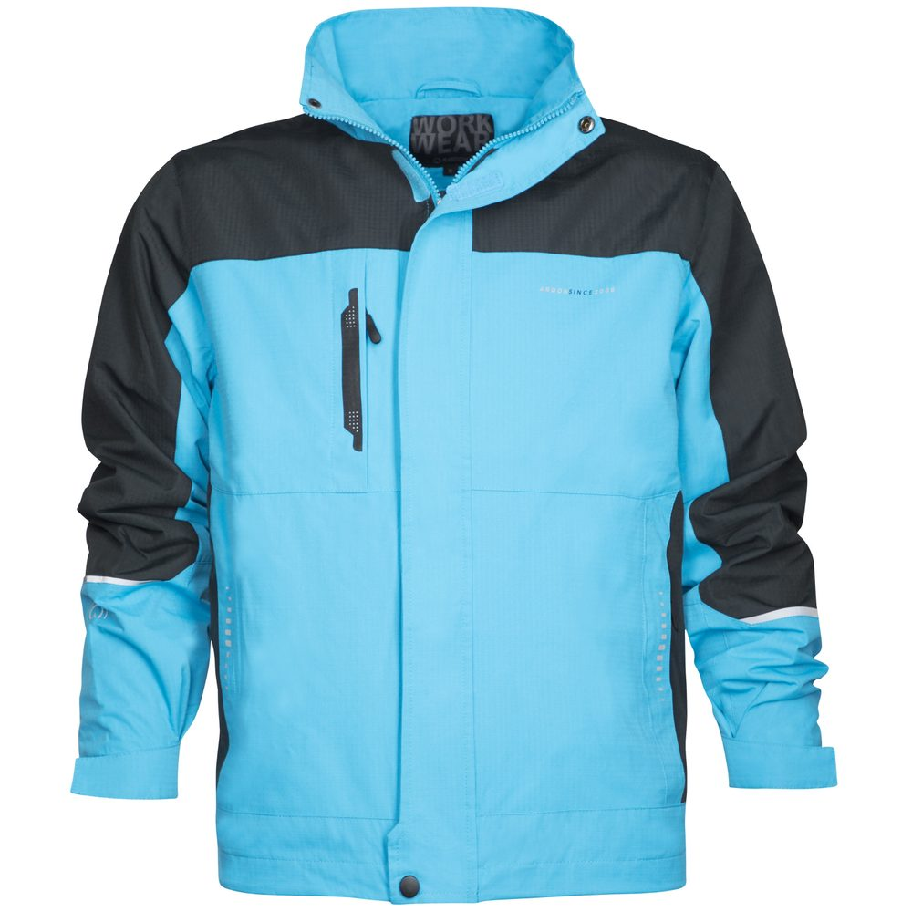 Ardon Nepremokavá pánska bunda Felix - Modrá   XL