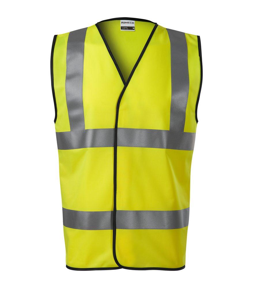 Adler Bezpečnostní vesta HV Bright - Reflexní žlutá | M