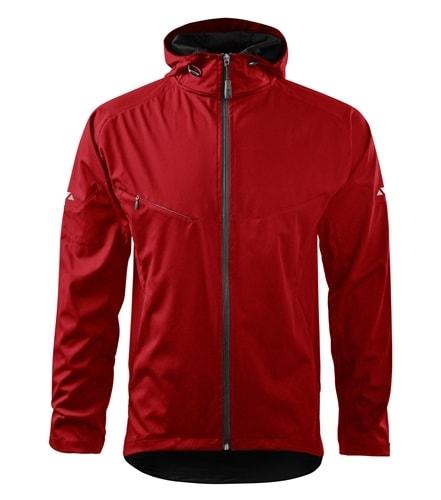Adler Pánska bunda Cool - Červená | L