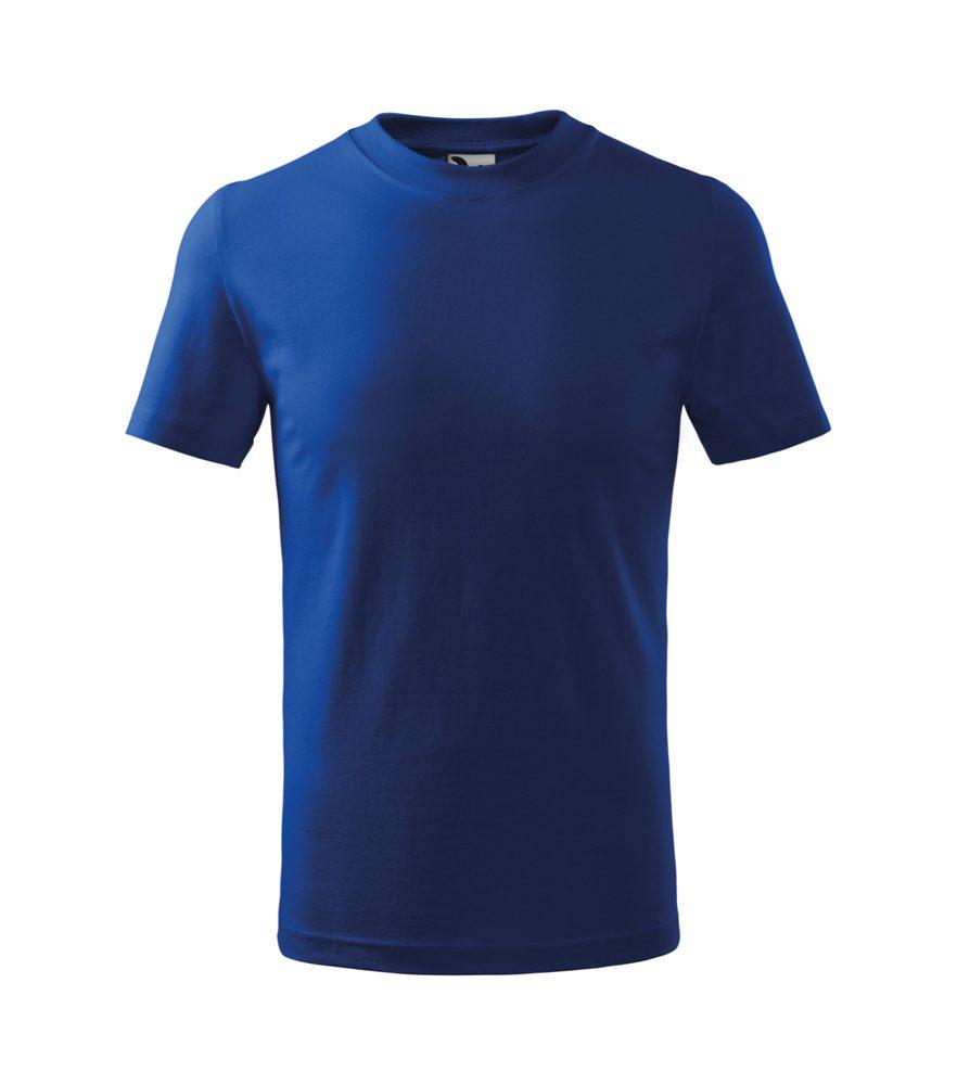 Adler (MALFINI) Detské tričko Basic - Královská modrá | 146 cm (10 let)
