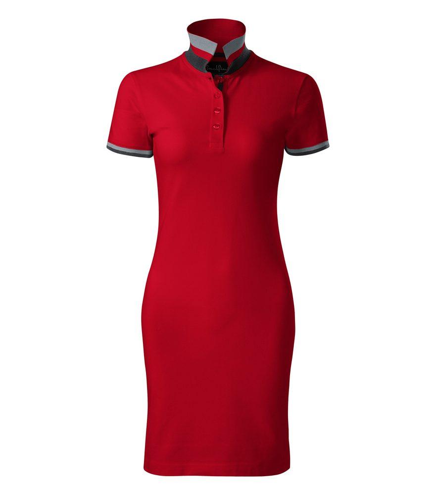 Adler (MALFINI) Dámske šaty Dress up - Jasně červená | M