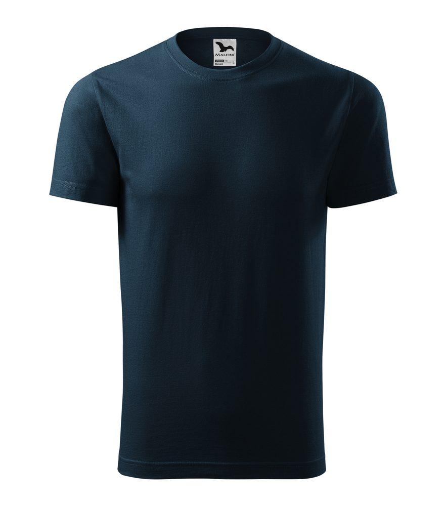 Adler Tričko Element - Námořní modrá | XXXL