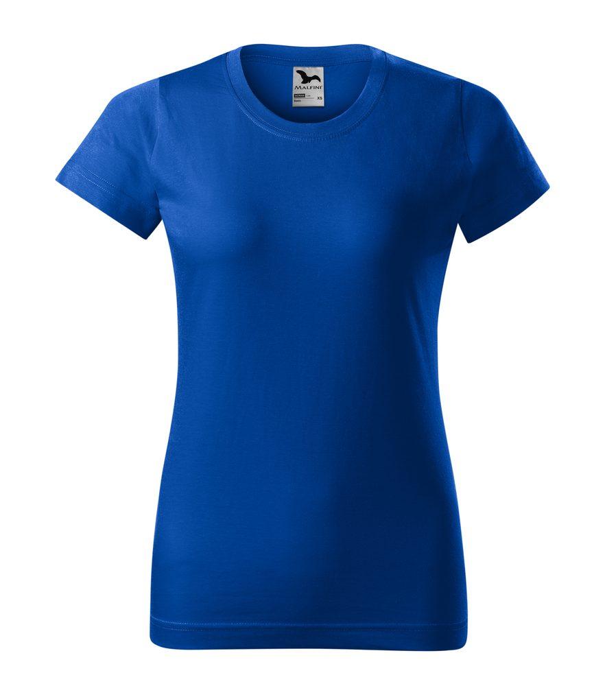 Adler Dámske tričko Basic - Královská modrá | XXL