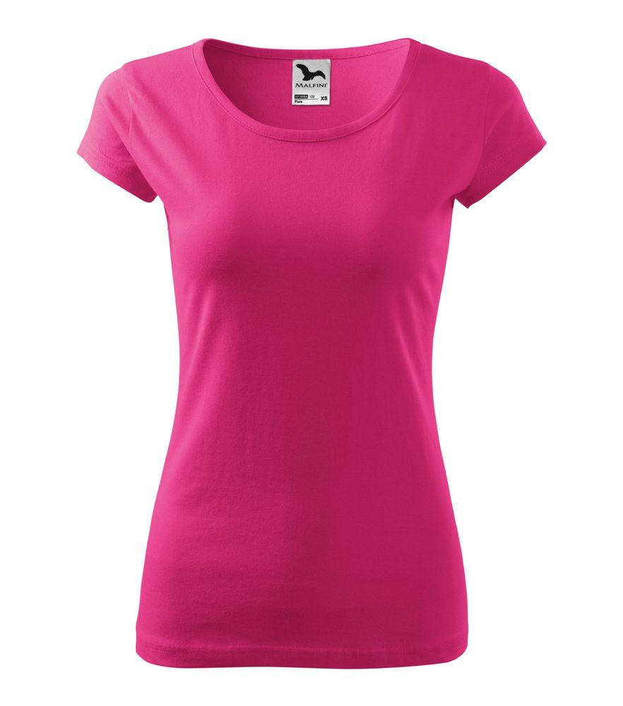 Adler Dámske tričko Pure - Purpurová | M